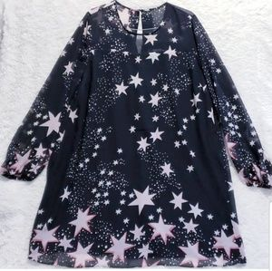 Eva Mendes Collection Starry Tunic Dress